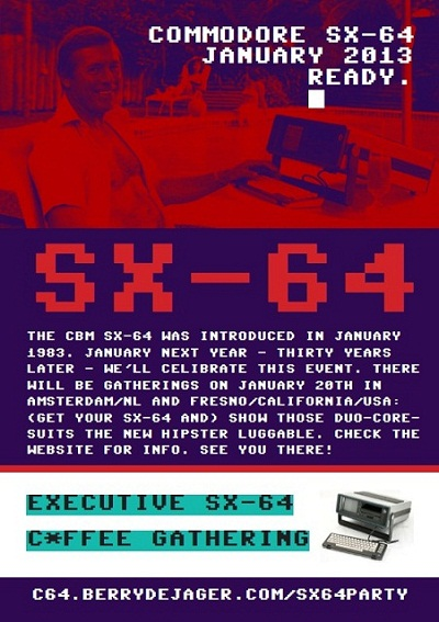 Executive SX-64 C*ffee Gathering