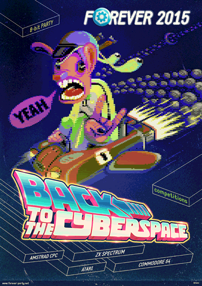 Forever 2015 - Back to the Cyberspace