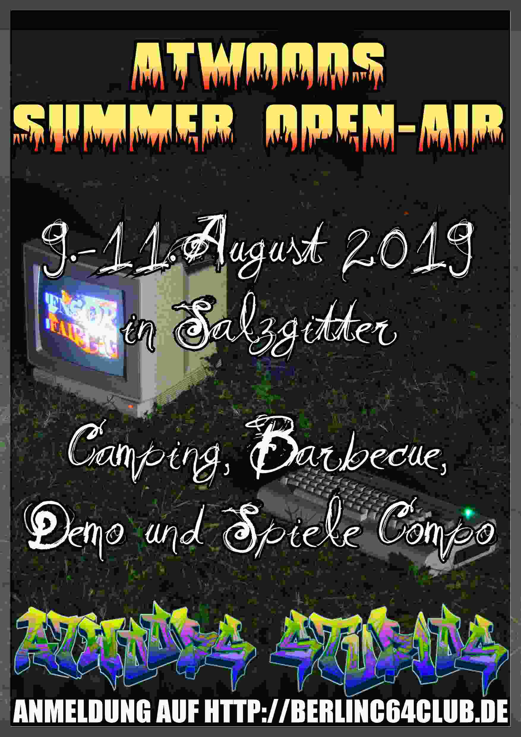 ATWOODS Summer Open-Air 2019