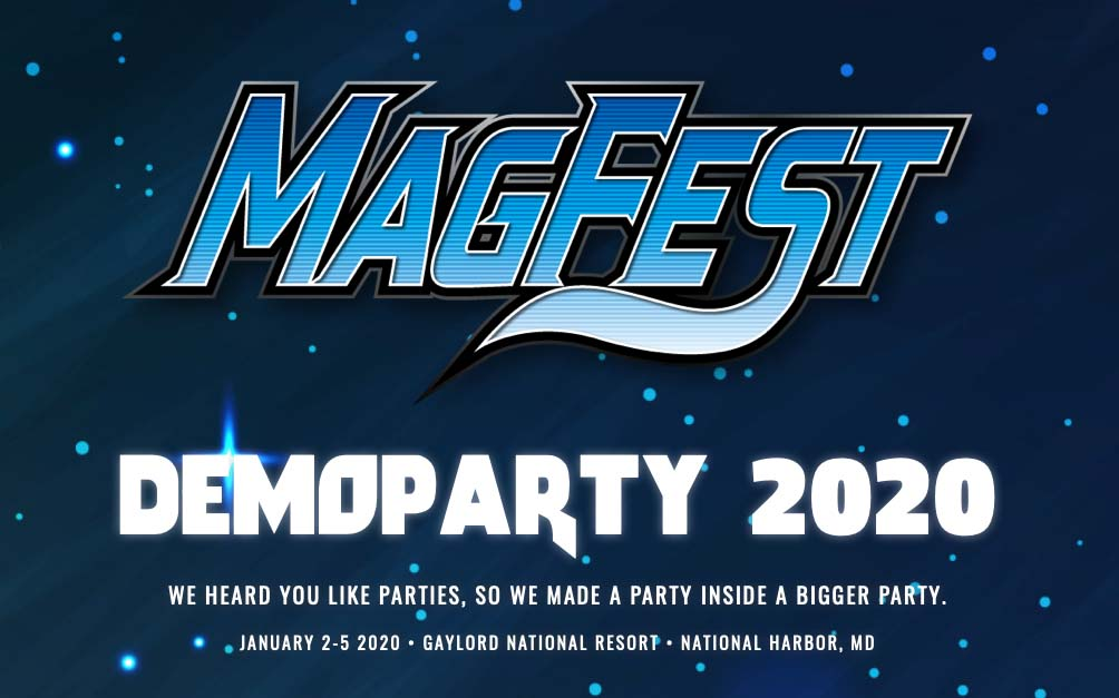 MAGFest Demoparty 2020