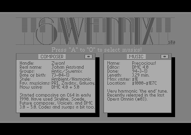 Swemix Collection 1