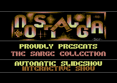 The Sarge Collection