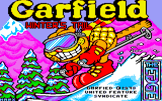 Garfield 2 - Winter's Tail +
