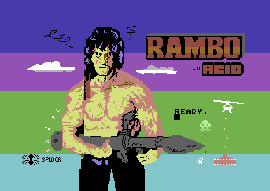 Rambo on Acid