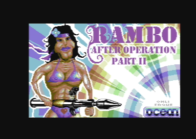 RAMBO After Operation Part II