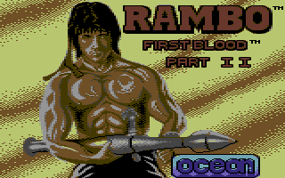 Rambo First Blood Part 2.1