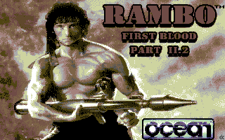 Rambo First Blood Part 2.2