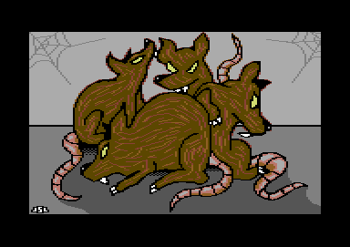 Pile of Rats