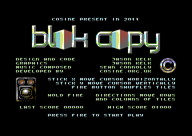 Blok Copy [16kb cartridge]