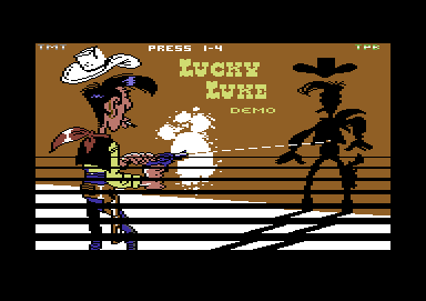 The Lucky Luke Demo