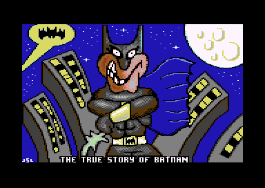 The True Story of Batman