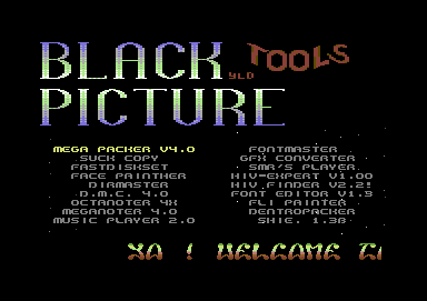 Black Picture Tool Pack #01