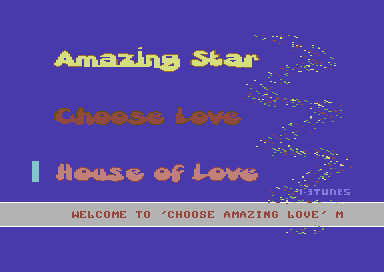 Choose Amazing Love