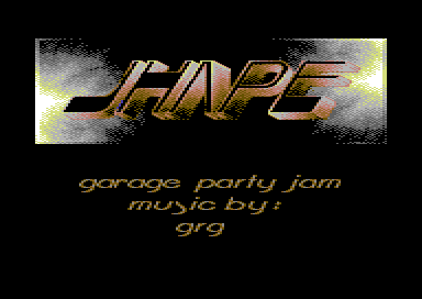 Garage Party Jam [stereo]