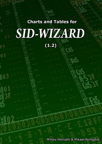 Charts and Tables for SID-Wizard 1.2