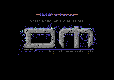 Digital Monastery - Official Loading Pic -