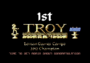 Troy no. 1 (preview)