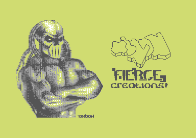 Fierce Creations (C128 compatible version)