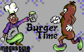 Burger Time '97 Loading Picture