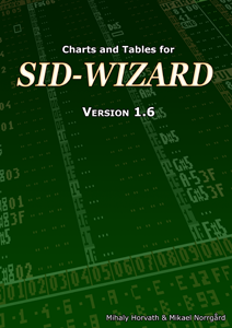 Charts and Tables for SID-Wizard 1.6