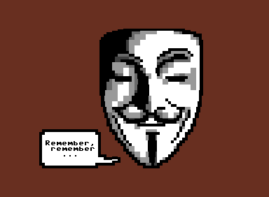 Remember... (PETSCII)