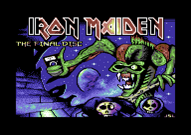 Iron Maiden - The Final Disc