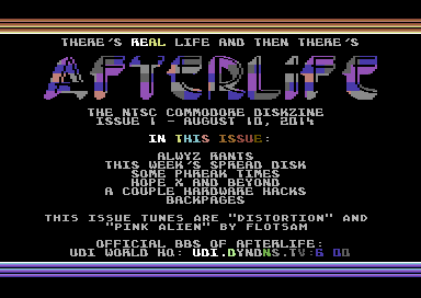 Afterlife #1