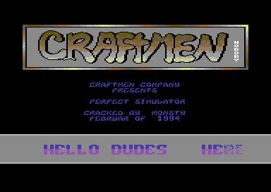 CSDb  - Perfect Symetrie + by Craftmen Company (1994) 952bcc04f26a