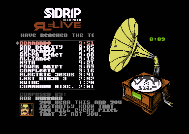 SIDrip ReLive