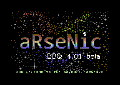 Arsenic BBQ 4.01beta - scroller
