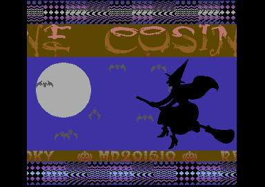 MD201510 - Spoopiness