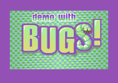 Demo with Bugs