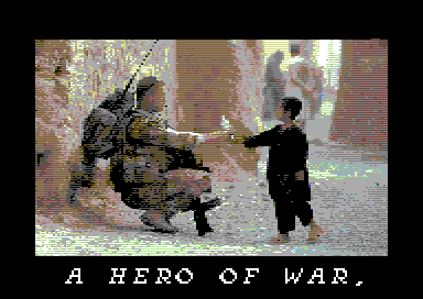 What does Hero Of War mean?