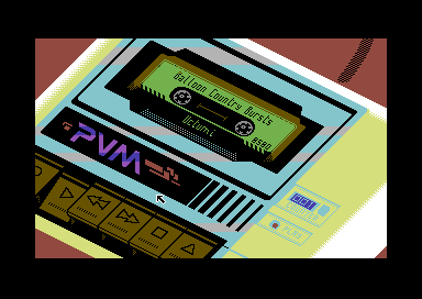 The Commodore 64 Scene Database|Arriba las manos!