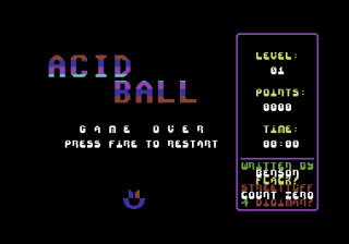 Acid Ball Preview