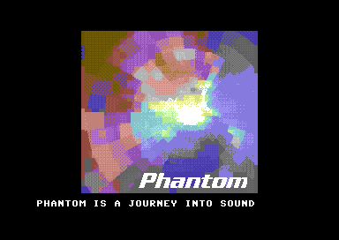 Phantom (A Journey Into Sound)