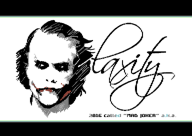 Mad Joker (Laxity Intro #71)