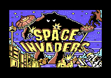 Space Invaders Arcade GFX #003
