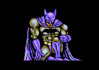 Batman (in submission to the legendary BatGroup)