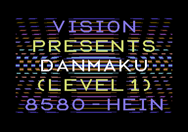 Danmaku (Level 1)