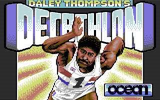 Daley Thompson's Decathlon Re-imagined