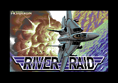 River Raid Re-Imagined
