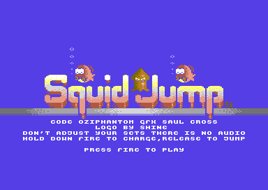 Squid Jump Preview