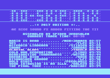 New SID 8580 implementation for the C64 core - Atari-Forum