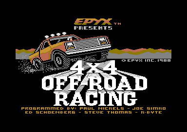 4x4 Off-Road Racing [1581]