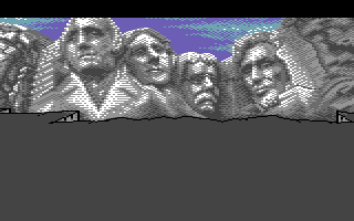 IK Mount Rushmoor Pixelled