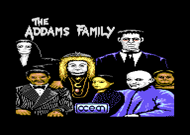 The Addams Family [1581]