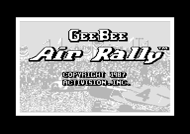 Gee Bee Air Rally [1581]