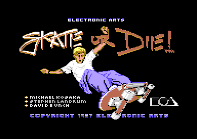 Skate or Die [easyflash]