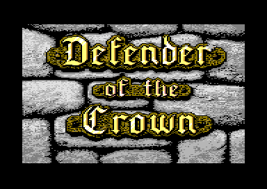 Defender of the Crown [easyflash]